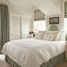 Beach Style Bedroom by Anne Michaelsen Design