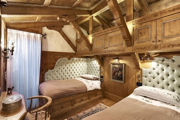 Traditional Bedroom by Bda Zandegiacomo