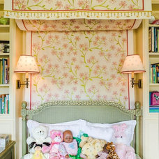 Traditional Bedroom by Georgina Rice & Co.