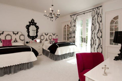 Contemporary Bedroom by GOODCHILD BUILDERS INC