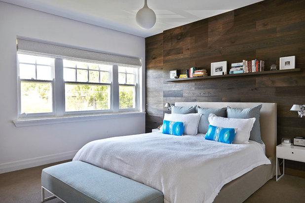 Contemporary Bedroom by Nexus Designs