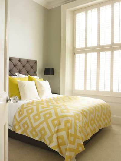 Contemporary Bedroom by Rendall & Wright
