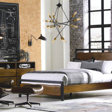 Live Edge Bedroom Furniture