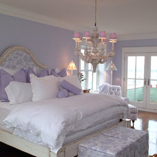 Traditional Bedroom by Cottage Company Interiors