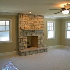 Traditional Bedroom by Cypress Hill Development LLC