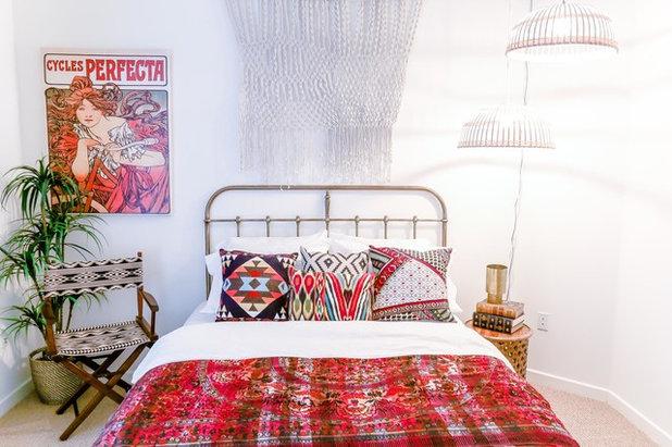 Éclectique Chambre by Design Alibi