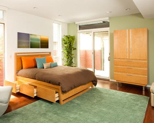 Sea foam green wall color bedroom design ideas pictures for Sea green bedroom designs