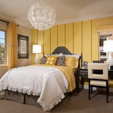 Contemporary Bedroom LivingSmart Plan Two