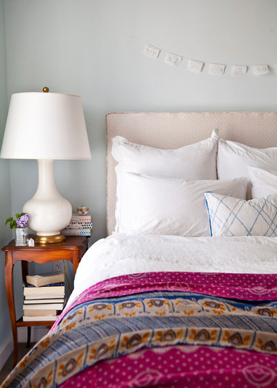 Bedroom by Liz Daly Photography