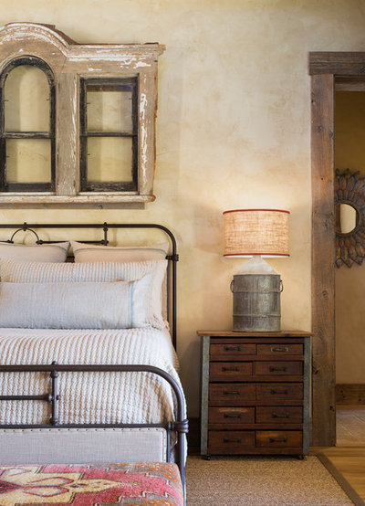 Good Shabby chic Style Bedroom by Cornerstone Architects