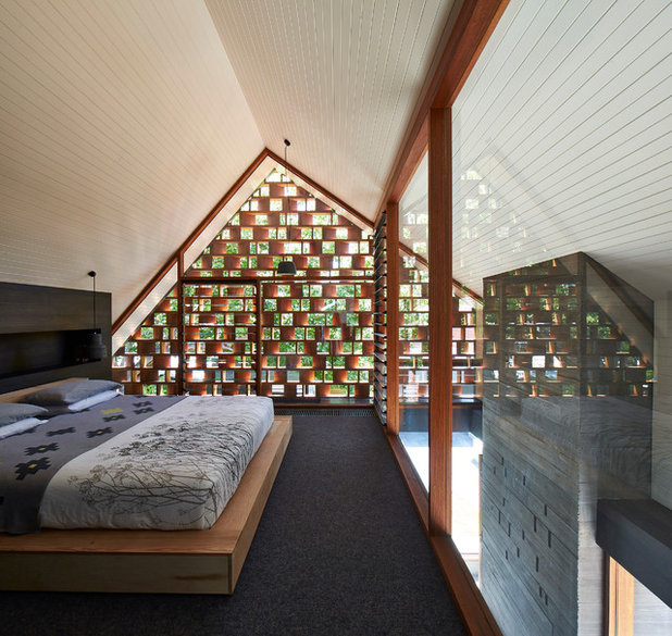 Contemporary Bedroom by MAKE Architecture