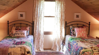 Loft Bedroom for (lucky) Teen Sisters