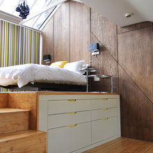 Loft Beds Give Rooms a Lift