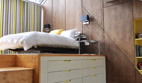 Små rum: Sådan udnytter du de få kvadratmeter optimalt
