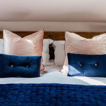 Loft Bedroom - Luxurious Bedlinen