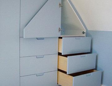Loft Built in Wardrobes