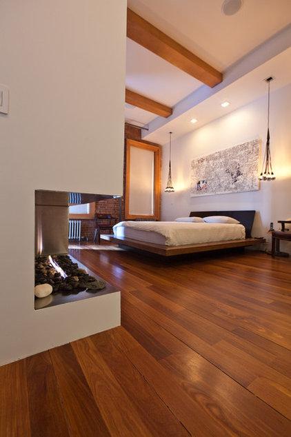 Contemporary Bedroom by JENDRETZKI LLC