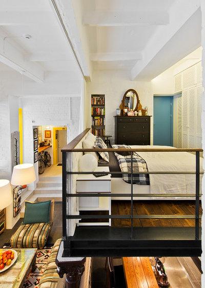 Eclectic Bedroom by Dalius & Greta Design