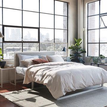 Loft Life Bedroom