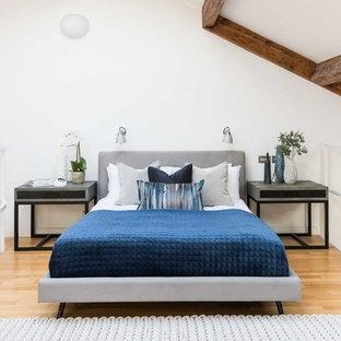 Mezzanine Level Bedroom Ideas And Photos Houzz