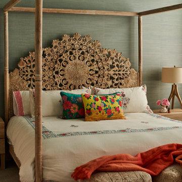 Lofty Retreat Master Bedroom