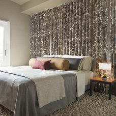 Modern Bedroom by JD Ireland Interior Architecture + Design