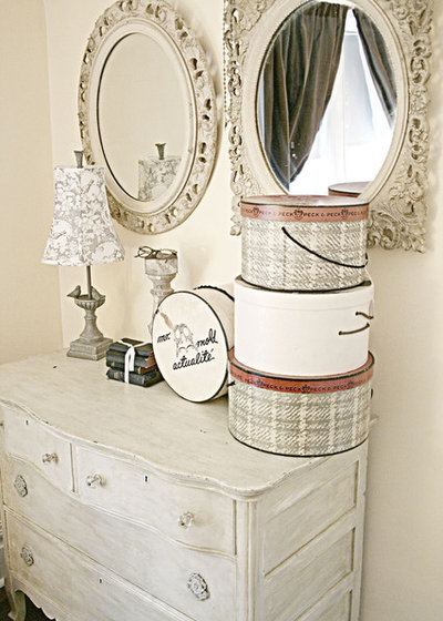 Shabby-chic Style Bedroom by Kasey Buick