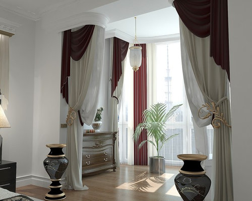 Curtains Ideas bedroom drapes and curtains : Master Bedroom Drapery Ideas, Pictures, Remodel and Decor
