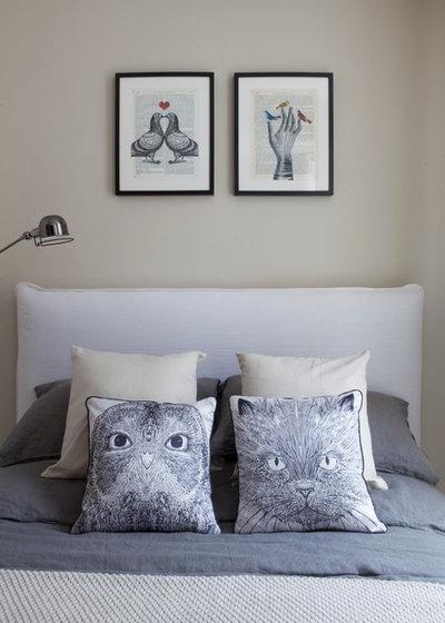 Moderne Chambre by Studio Morton