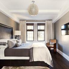Contemporary Bedroom by Joshua Smith Inc