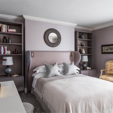 London Victorian property, Guest Bedroom