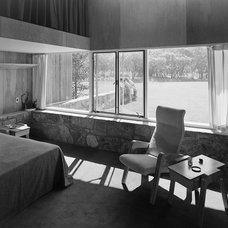 Modern Bedroom Long Island Modernism 1930-1980
