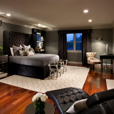 Contemporary Bedroom by Emc2 Interiors