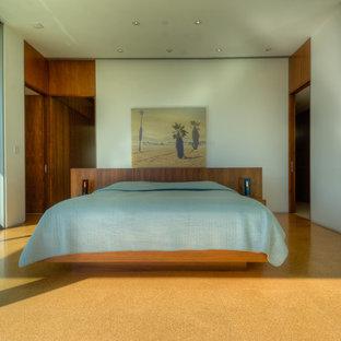 Ispirazione per una camera da letto moderna