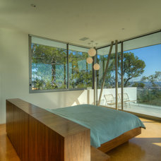 Modern Bedroom by Bertram Architects