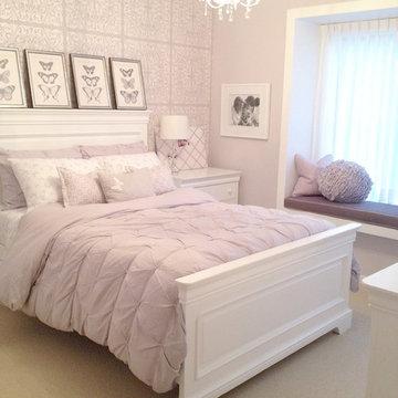 Loren's Bedroom (Inspiration for Angel's Bedroom)
