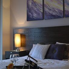 Contemporary Bedroom by Soraya Ontiveros - Imago Creative Living