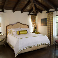 Transitional Bedroom by Interiors & Architecture Photography by Ken Hayden