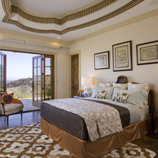 Traditional Bedroom by Lori Dennis, ASID, LEED AP
