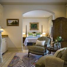 Traditional Bedroom by Lori Dennis, ASID, LEED AP