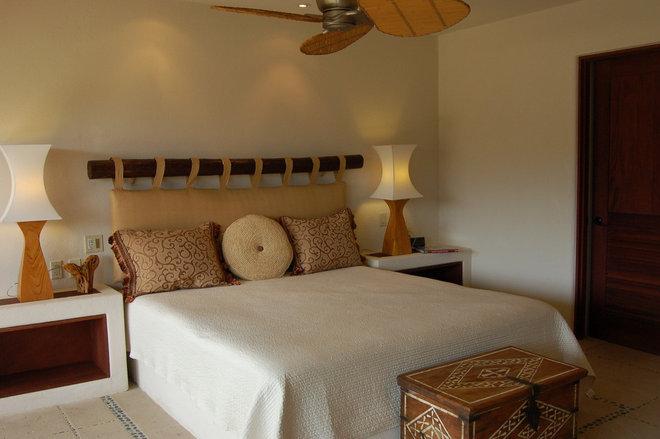 Eclectic Bedroom by Lori Gilder