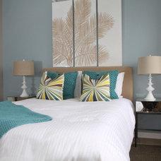 Traditional Bedroom by Lori May - Lori May Interiors