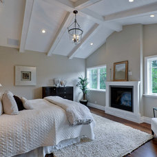 Traditional Bedroom by Eric Aust Architect