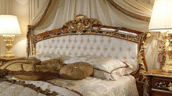 Louis XVI Bedroom Furniture