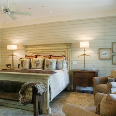 traditional bedroom by Wayne Windham Architect, P.A.