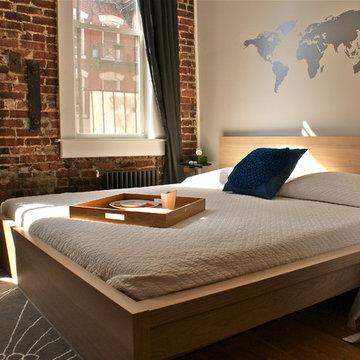 Lower East Side Project- Bedroom