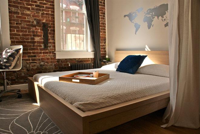Modern Bedroom by Beekman Lane