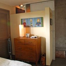 Eclectic Bedroom Lucas's Loft