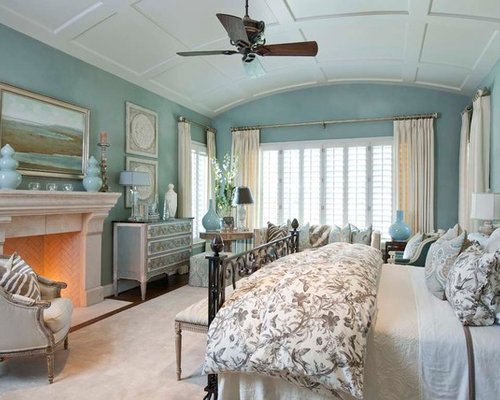 Blue Master Bedroom robin egg blue master bedroom | houzz