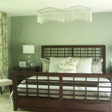 Luxe Master Bedroom